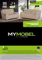 Ofertas de Mymobel, Celebra tu vida