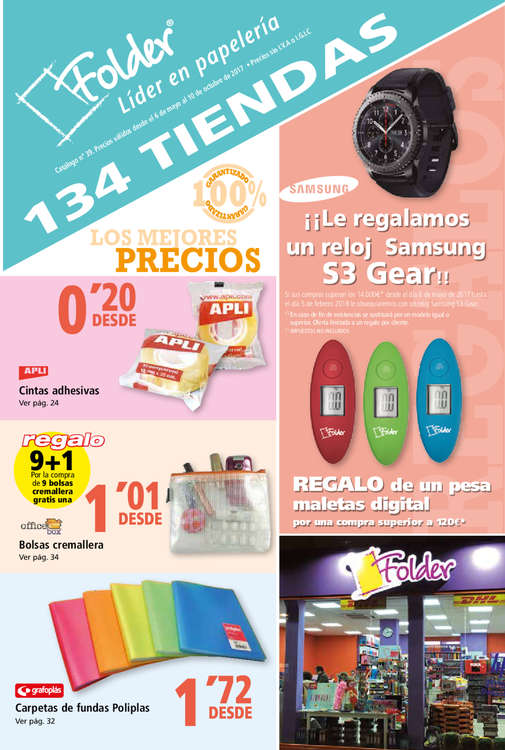 Ofertas de Folder, CatalogoFolder_39