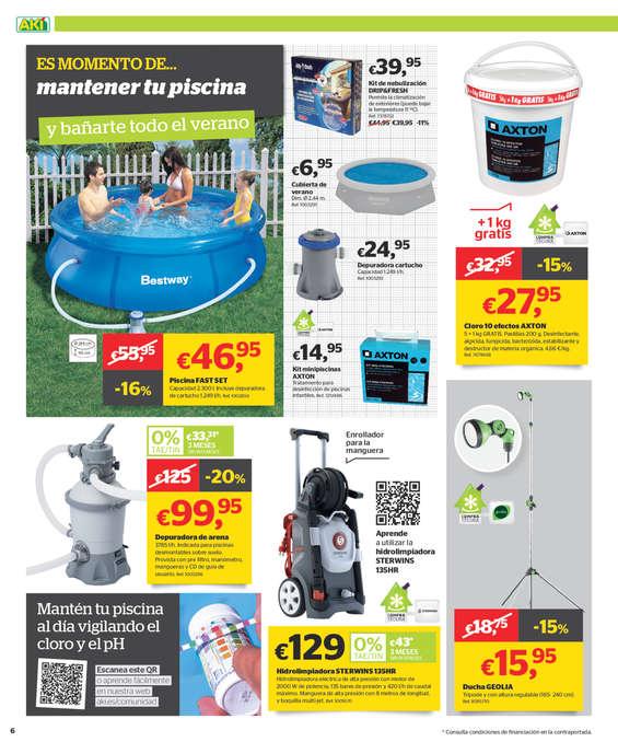 Ofertas de piscinas ofertas de piscinas with ofertas de for Piscina lidl