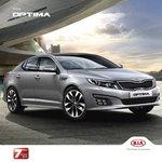 Ofertas de Kia Motors, Óptima