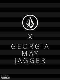 Volcom X Georgia May Jagger