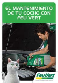 El mantenimiento de tu coche con Feu Vert
