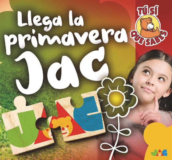 Ofertas de JAC, Llega la Primavera Jac