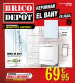 Ofertas de Bricodepot, Reformar el bany és fàcil