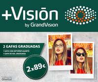 2 gafas graduadas