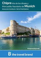 Ofertas de Barceló Viajes, Chipre