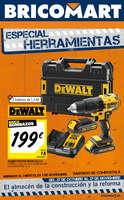 Ofertas de Bricomart, Especial herramientas - Santiago de Compostela