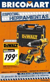 Especial herramientas - Santiago de Compostela