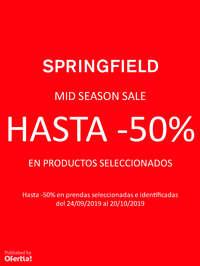 Mid Season Sale hasta -50%