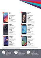 Ofertas de Vodafone, August - September