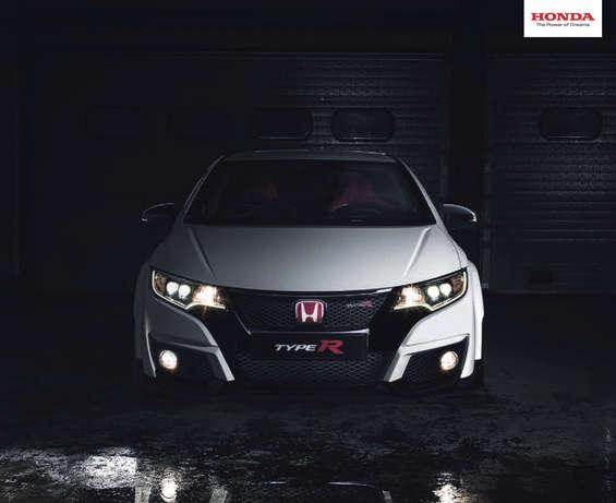 Ofertas de Honda, Honda Civic type R