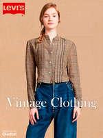 Ofertas de Levi's, Vintage Clothing