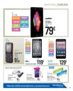 Ofertas de Carrefour, Tecnología para este verano