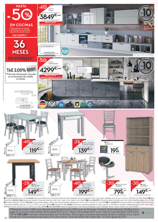 Comprar Muebles de cocina barato en Valencia - Ofertia