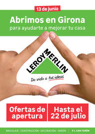 Abrimos en Girona