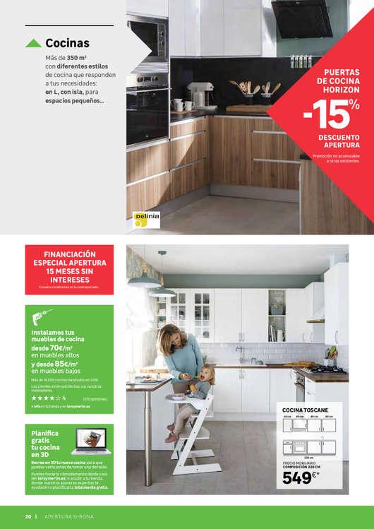 Comprar Muebles de cocina barato en Girona - Ofertia
