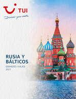 Ofertas de Linea Tours, Rusia y Bálticos 2021