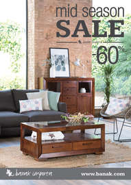 Mid season Sale - 60% - Granada
