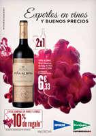 Ofertas de Hipercor, Expertos en vinos y buenos precios