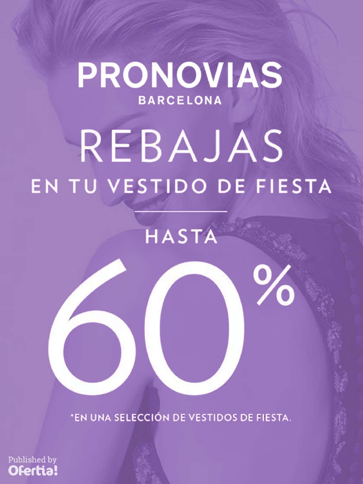 Pronovias Zaragoza - Ofertas, catálogo y folletos - Ofertia