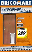 Ofertas de Bricomart, Reformas de otoño - Málaga