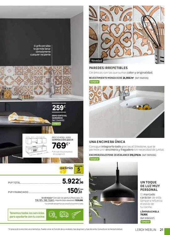 Comprar Cocina de diseño barato en Valencia - Ofertia