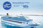 Ofertas de Carrefour Viajes, Minicrucero Mediterráneo Occidental