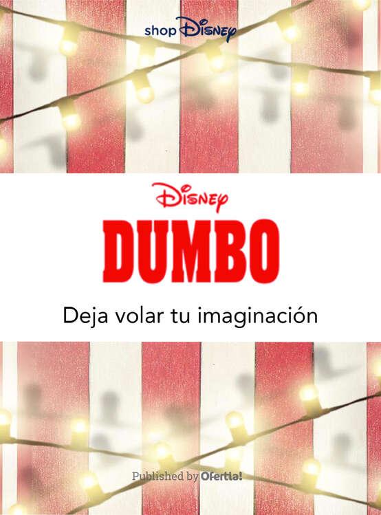 Ofertas de Disney Store, Dumbo