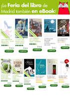 Ofertas de Casa del Libro, ¡La fiesta del libro de Madrid también en eBook!