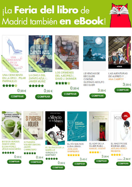 Casa del libro madrid ofertas cat logo y folletos ofertia - Casa del libro madrid horario ...