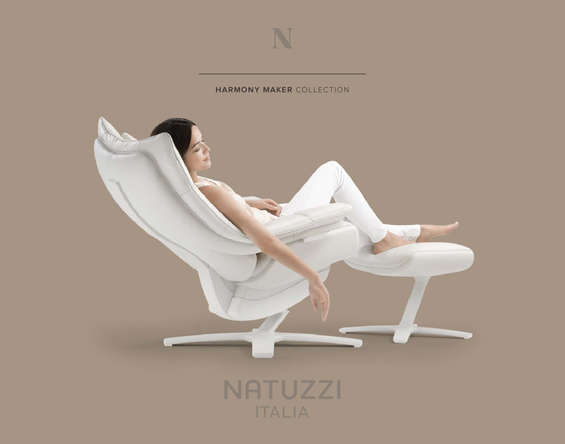 Natuzzi madrid ofertas cat logo y folletos ofertia for Ofertas camas madrid