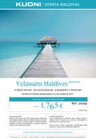 Ofertas de Kuoni, Oferta Maldivas
