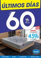 Ofertas de Beds, Últimos días hasta el 60% dto