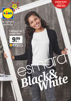 Ofertas de Lidl, Black & White