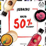 Ofertas de The Body Shop, Rebajas
