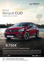 Ofertas de Renault, Nuevo Renault Clio - Seducción sin límites