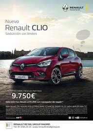 Nuevo Renault Clio - Seducción sin límites