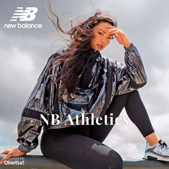 Ofertas de New Balance, NB Athletics