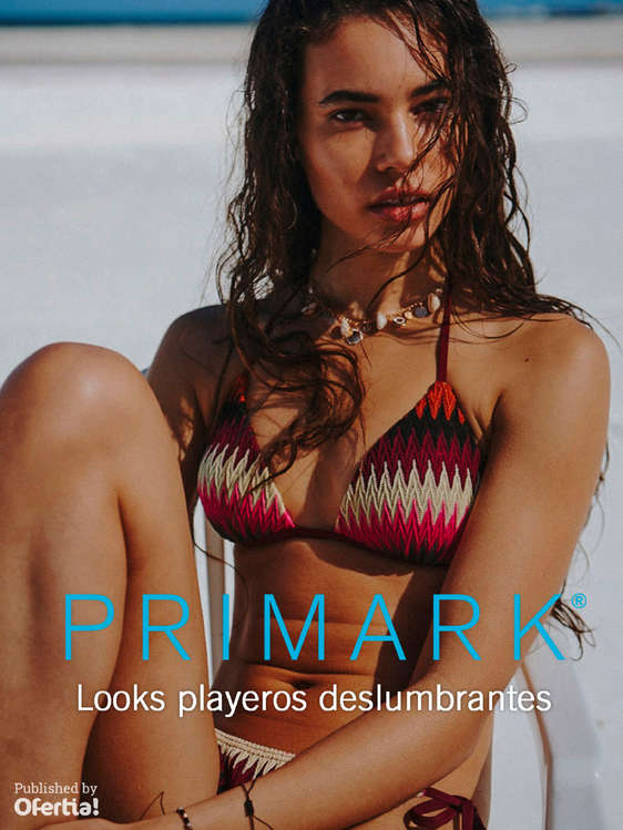 Ofertas de Primark, Looks playeros deslumbrantes