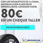 Ofertas de Rodi, Consigue hasta 80€ en un cheque taller