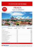 Ofertas de Soltour, Praga