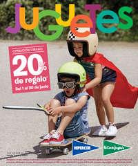 Juguetes  - Operación Verano