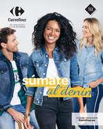 Ofertas de Carrefour, Súmate al denim