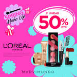 Ofertas de Marvimundo, Spring make up
