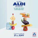 Ofertas de ALDI, Al nou ALDI de Mollet, el que val molt costa molt poc