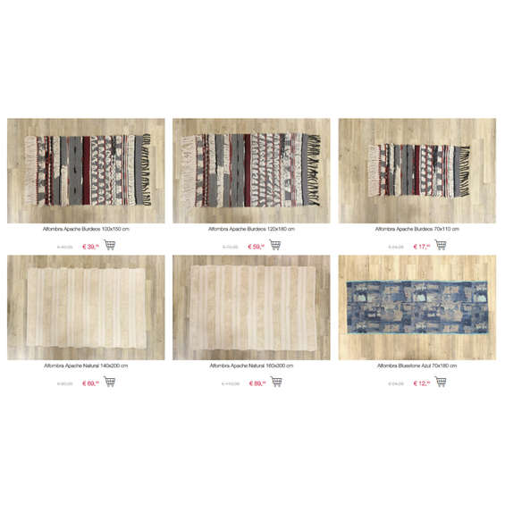 Comprar alfombras de dormitorio barato en madrid ofertia - Avant haus catalogo ...