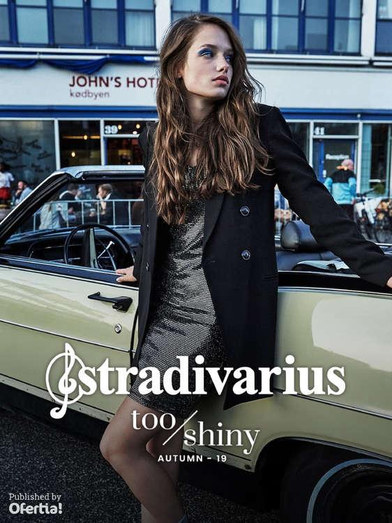 Ofertas de Stradivarius, Too shiny