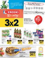 Ofertas de Eroski, - 3x2 -