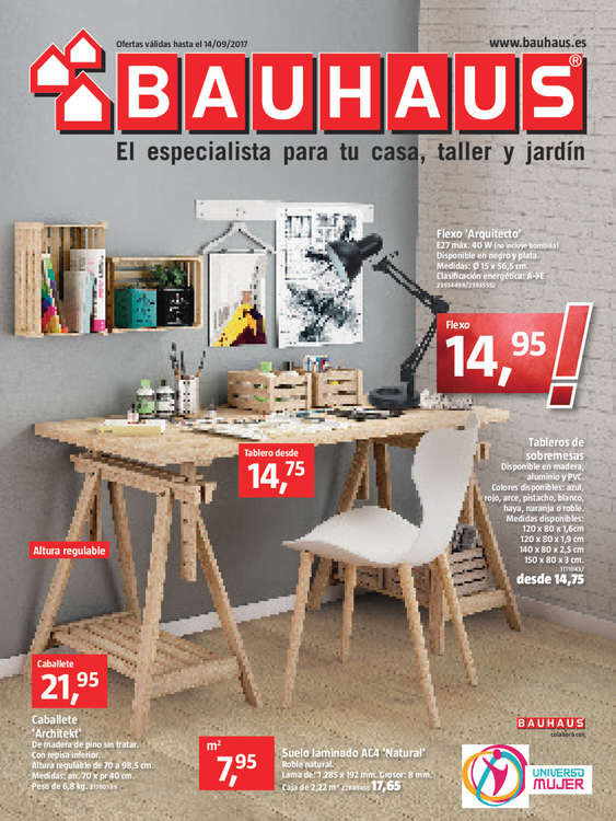 Ofertas de Bauhaus, El especialista para tu casa, taller y jardín