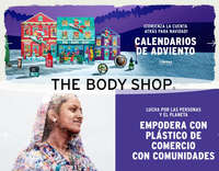 Navidad The Body Shop